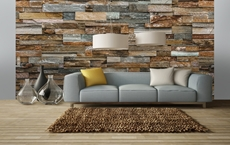 00159-Interior-Colorful-Stone-Wall